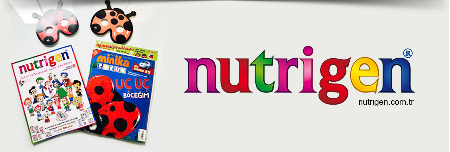 Nutrigen Baby and You Dergisin
